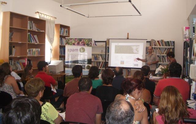 1º Encontro Local do Projecto EPAM em São Brás de Alportel